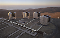 Very Large Telescope in Chile